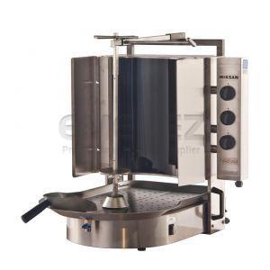 Aparat Kebap Electric Motor Jos PDE303 - 3 x 3 arzatoare