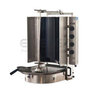 Aparat Kebap Electric Motor Jos  PDE403 - 4 x 3 arzatoare