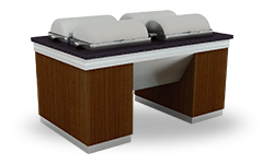 Unitate de servire calda cu chaffing dish 160x130x90