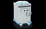 Carucior cald pentru farfurii 45x45x85 50 farfurii