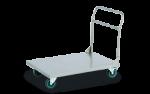 Carucior inox tip platforma 100x65x85
