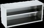 Dulap inox de perete cu usi glisante 160x40x60