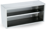 Dulap inox de perete cu usi glisante 190x40x60