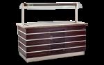Unitate de servire rece cu suprafata de racire Inox 160x80x90